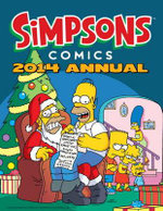 Simpsons - Annual 2014 - Matt Groening
