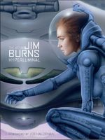 The Art of Jim Burns : Hyperluminal - Jim Burns