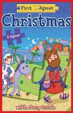 First Jigsaws Christmas - Josh Edwards