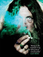Magic Words : The Extraordinary Life of Alan Moore - Lance Parkin