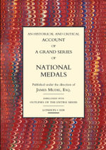 Historical and Critical Account of a Grand Series of National Medals - James Mudie