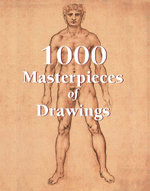 1000 Drawings of Genius : The Book - Victoria Charles