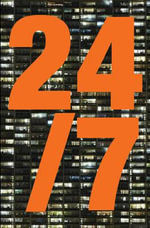 24/7 : Terminal Capitalism and the Ends of Sleep - Jonathan Crary