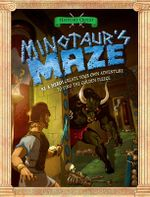 History Quest : Minotaur's Maze - Timothy Knapman