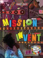 Rubik's Quest : Mission Invent - John Farndon