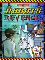 The Rubik's Quest : The Robot's Revenge - Clive Gifford
