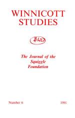 Winnicott Studies - John Fielding