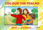 Colour the Psalms, Book 1 : Guidance - Carine Mackenzie