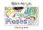 Bible Heroes Moses - Carine Mackenzie