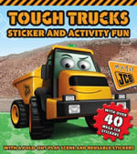 Tough Trucks Sticker and Activity Book