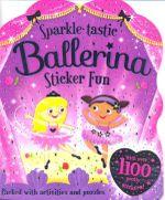 Sparkletastic Ballerina Sticker Fun