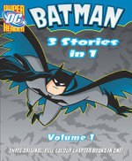 Batman 3 Stories in 1 : Volume-1 - Robert Greenberger