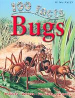 100 Facts : Bugs : Projects, Quizzes, Fun Facts, Cartoons