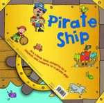 Pirate Ship : Convertible - A story you can really get into!