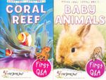First Questions and Answers 10 Pack - Animals and Sea Life - Various