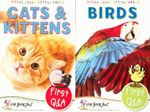 First Questions and Answers 10 Pack - Animals - Various
