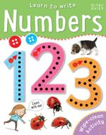 Learn to Write Numbers