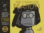 The Complete Peanuts 1991-1992 : Vol 21 - Charles M. Schulz
