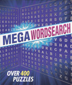 Mega Wordsearch : Over 400 Puzzles