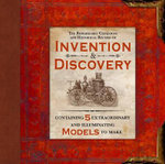 Invention & Discovery : Containing 5 Extraordinary and Illuminating Models to Make - Claire Hawcock