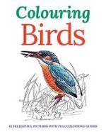 Colouring Birds - Peter Gray