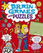 Brain Games and Puzzles - Arcturus Publishing