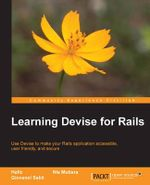 Learning Devise for Rails - Hafiz Barie Lubis