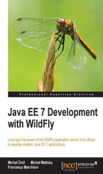 Java EE 7 Development with WildFly - Cmil  Michal