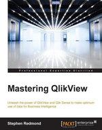Mastering QlikView - Redmond  Stephen