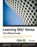 Learning Qlik® Sense : The Official Guide - Ilacqua  Christopher