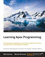 Learning Apex Programming - Kaufman   Matt