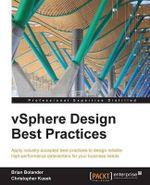 Vsphere Design Best Practices - Brian