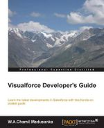 Visualforce Developer's Guide - Chamil. W. A. Madusanka