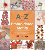 A-Z of Embroidered Motifs - Country Bumpkin Publications