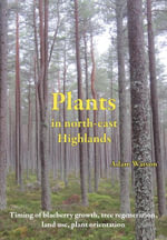 Plants in North-East Highlands - Adam Watson