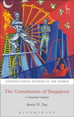The Constitution of Singapore : A Contextual Analysis - Kevin YL Tan