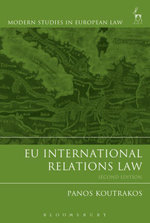 EU International Relations Law - Panos Koutrakos