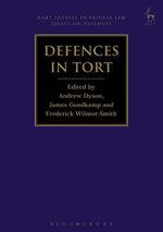 Defences in Tort,
