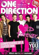 100% Unofficial One Direction - Ultimate Fan's Book - BCC Promotions