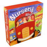 20 Favourite Nursery Rhymes - Wendy Straw