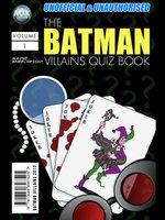 The Batman Villains Quiz Book - Wayne Wheelwright