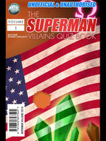 The Superman Villains Quiz Book - Wayne Wheelwright