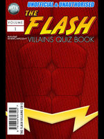The Flash Villains Quiz Book - Wayne Wheelwright