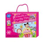 Camilla the Cupcake Fairy Floor Puzzle : Includes storybook & 28 piece floor puzzle - Tim Bugbird