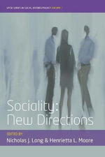 Sociality : New Directions