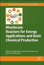 Membrane Reactors for Energy Applications and Basic Chemical Production : Woodhead Publishing Series in Energy