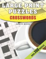 Large Print Puzzles : Crosswords - Gareth Moore