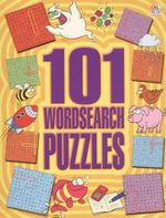 101 Wordsearch Puzzles