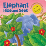 Hide-and-seek Elephant - Oakley Graham