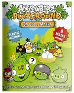 Angry Birds Ca-Cool Masks : Angry Birds - Eilidh Rose